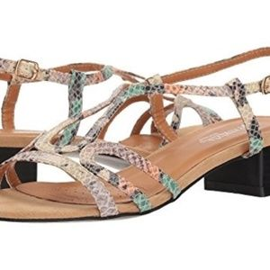 Patrizia by Spring Step Empress Sandals Size 9